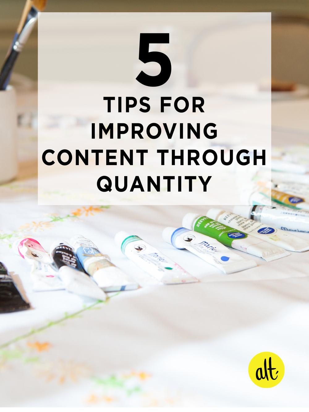 five-tips-quantity
