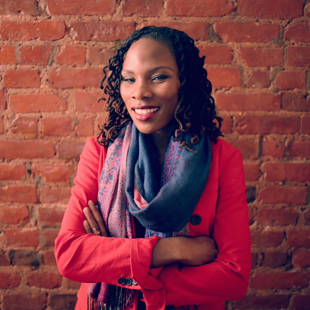 Luvvie Ajayi   Awesomely Luvvie   Luvvie Ajayi is an award-winning writer, digital strategist and speaker who thrives at the intersection of comedy, technology and activism. A 12-year blogging veteran, she covers all things pop culture on her blog AwesomelyLuvvie.com. Luvvie is also the Executive Director of The Red Pump Project, a national nonprofit that raises awareness about the impact of HIV/AIDS on women and girls, using red shoes as a symbol of empowerment. She is also an avid traveler and addicted to shoes. Her first book I'M JUDGING YOU is to be published in 2016 by Henry Holt and Company.