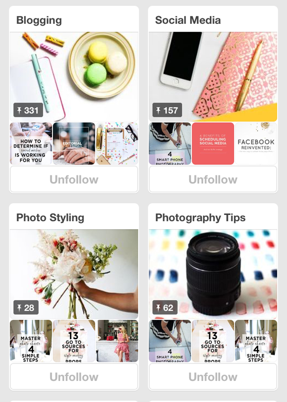 5 ways to brand your Pinterest boards