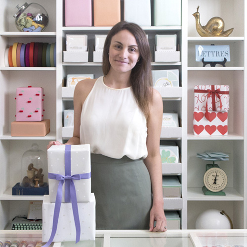 Katelyn Wood   Love. Luck. Kisses & Cake.   Katelyn Wood is the creative force behind the lifestyle brand of Love. Luck. Kisses & Cake. Starting as a Blogger in 2009, Katelyn's love for design quickly turned into a full time passion project and in early 2014 she expand her brand into a popular line of American made stationery & giftable goods. Her delightful designs and contagious happiness have made her brand standout to celebrity clientele & top sites like Martha Stewart & The Today Show. The perfect combination of drive and passion, Katelyn brings grace & gratitude to a brand that celebrates the everyday & encourages us to brighten the days of those around us.