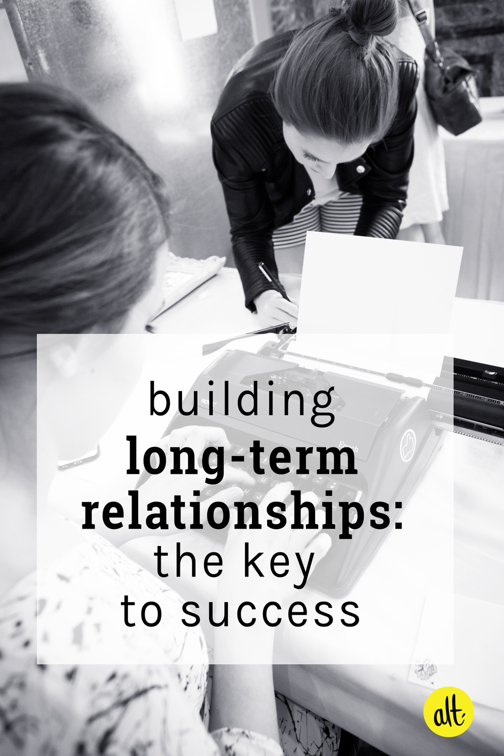 Staying power in social media depends on one thing: long-term relationships.