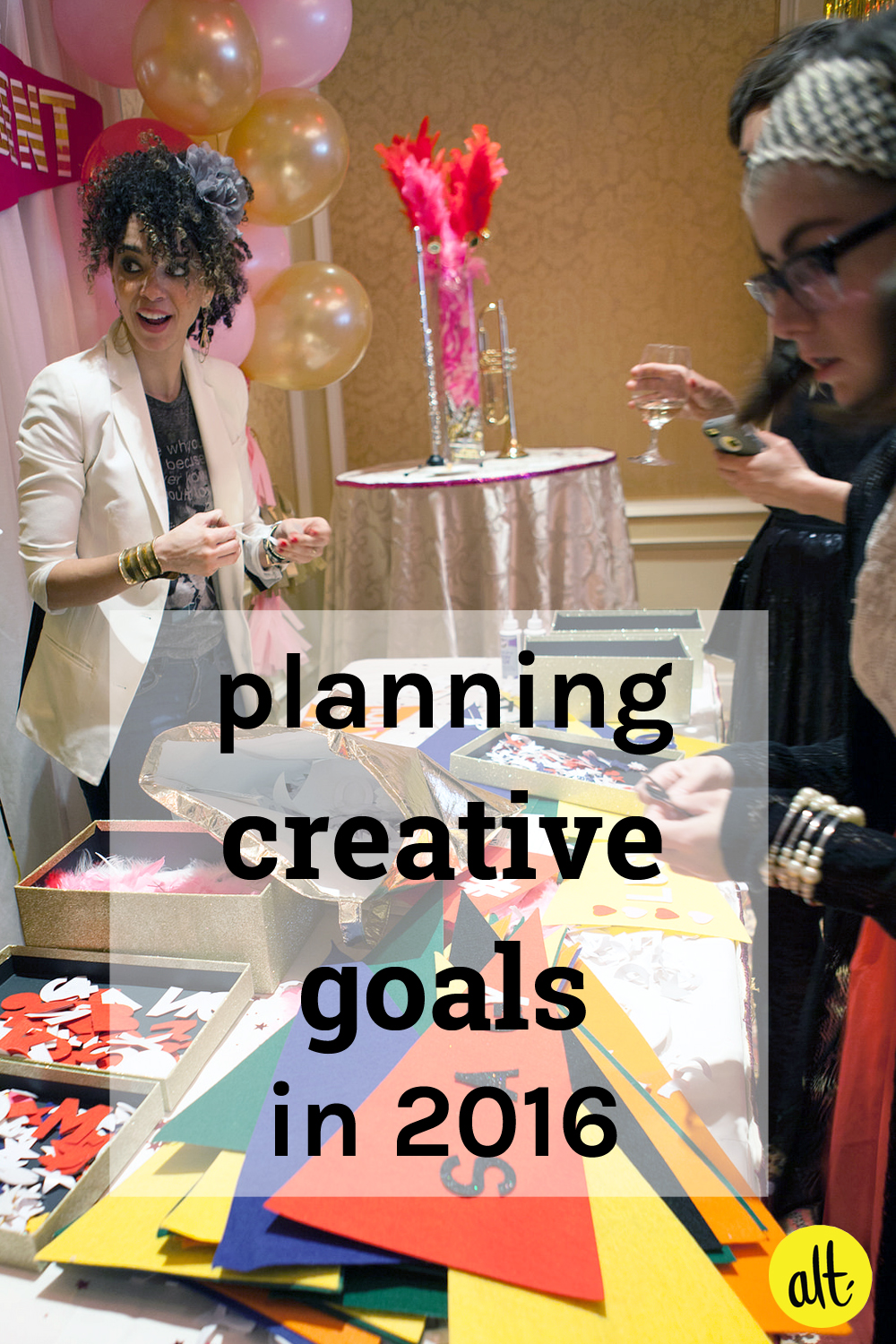 be inspired by our Alt community's goals for 2016!
