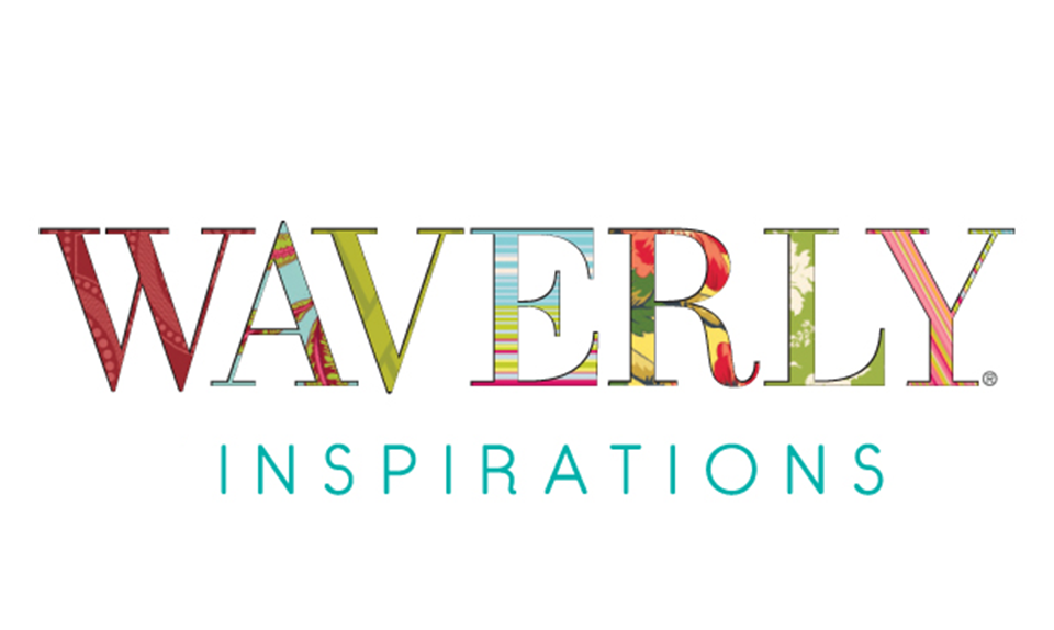 Whether you're a beginner, or an experienced sewer or crafter, Waverly Inspirations has something for everyone. It's made for the customer that is suddenly inspired and wants to get making right away. With accessible and affordable options, from fabric to craft paint and home décor, Waverly Inspirations is ready to help with any of your creating and decorating needs.
