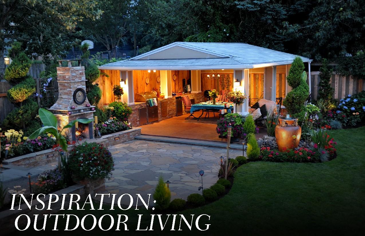 Inspiration: Outdoor Living Spaces &Mdash; Rachel Balmforth