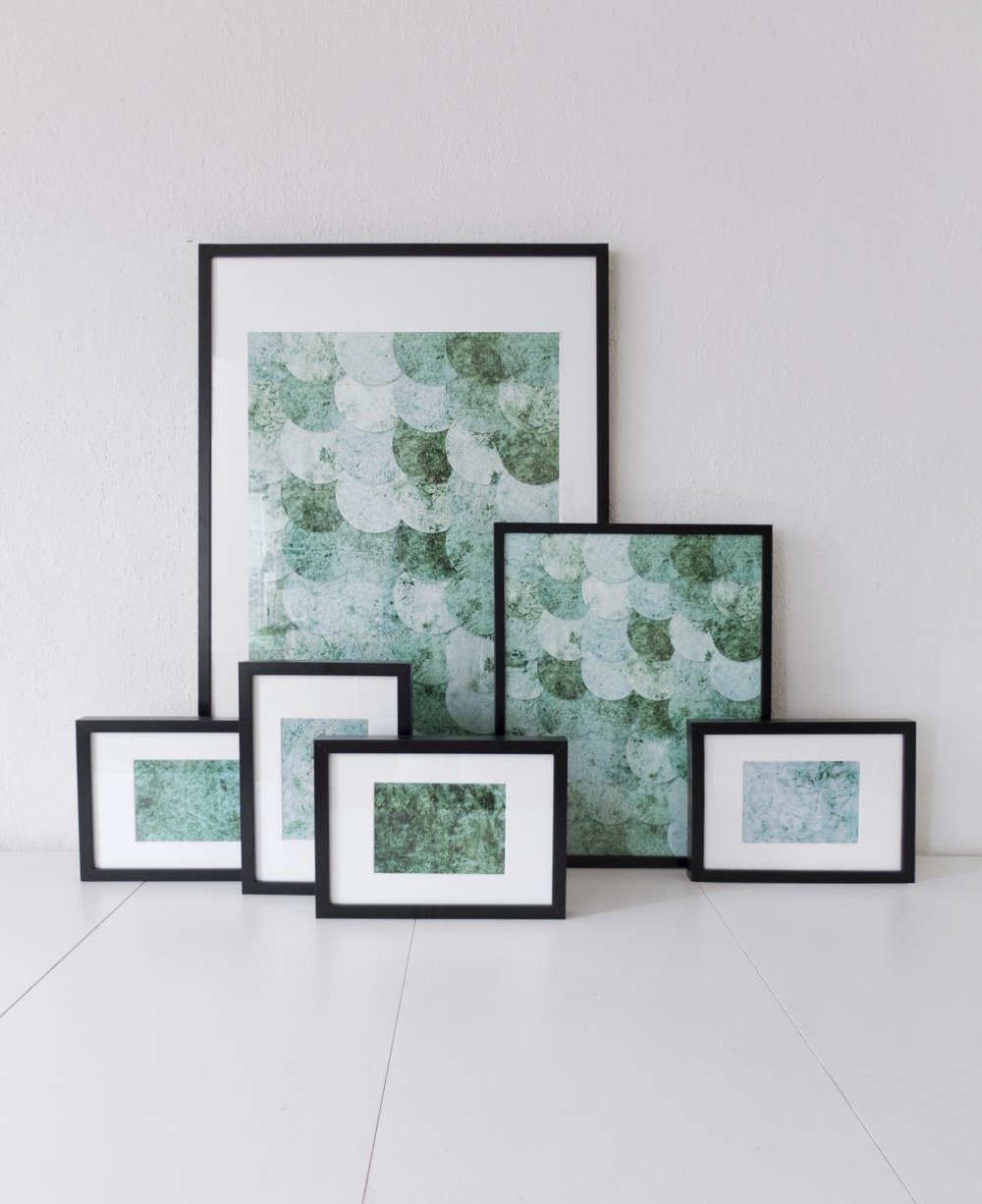 Algae Prints