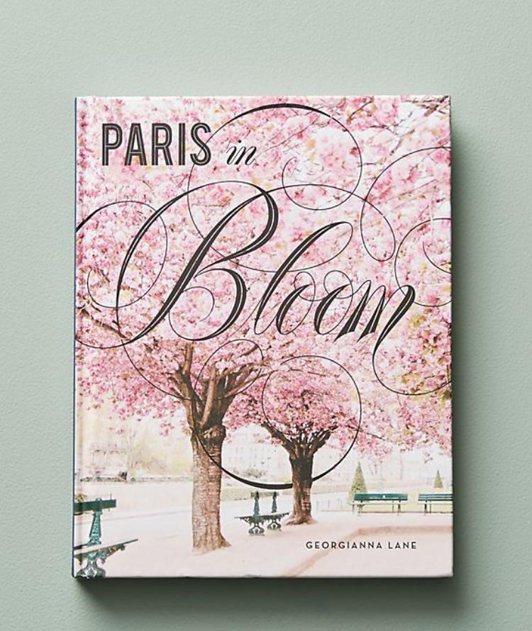 Paris In Bloom - $19.95