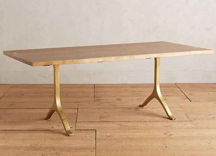 Nemus Dining Table - $2,238.40 - Anthropologie