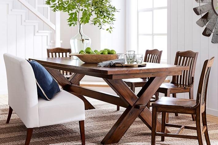 TOSCANA DINING TABLE - $999 - Pottery Barn