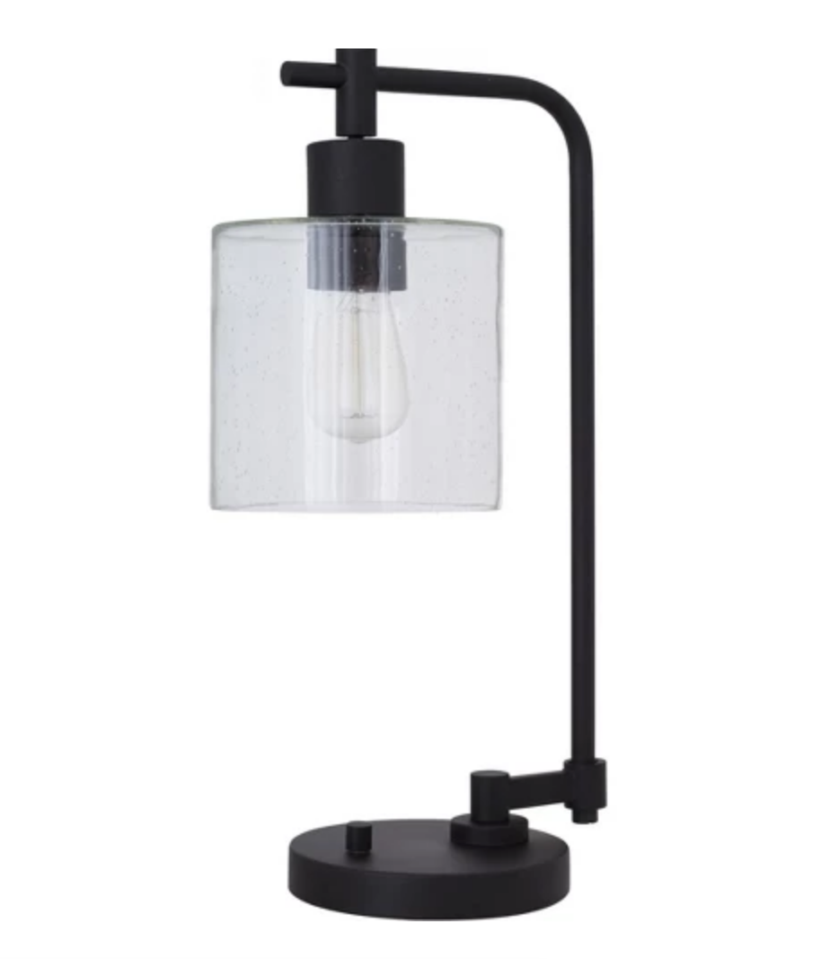 Hudson Industrial Desk Lamp - $49.99