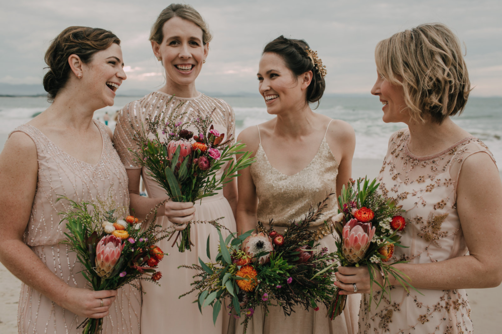 Angela & Simon  - The Beach House, Byron Bay, NSW