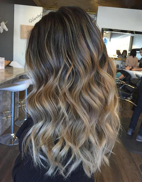 Balayage Or Ombre Be You Tiful Sol Salon Amp Med Spa