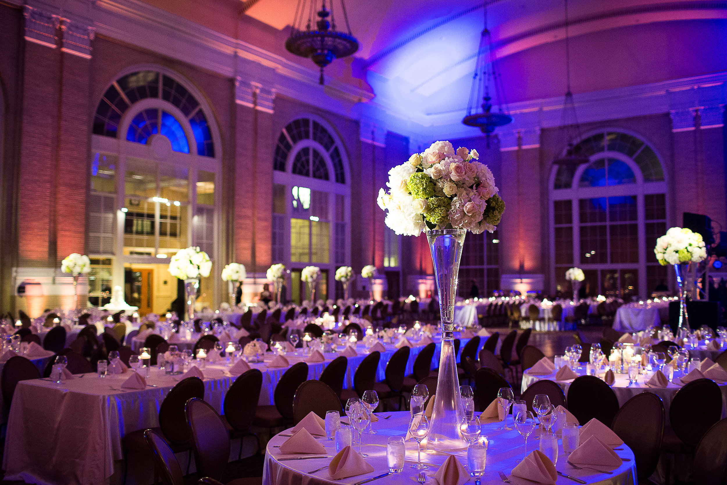 Weddings — Union Station Wolfgang Puck Dallas Wedding Venues