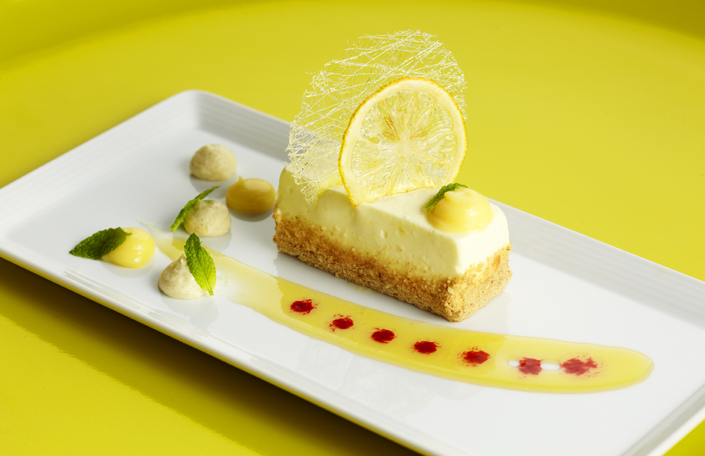 Lemon Bar Dessert