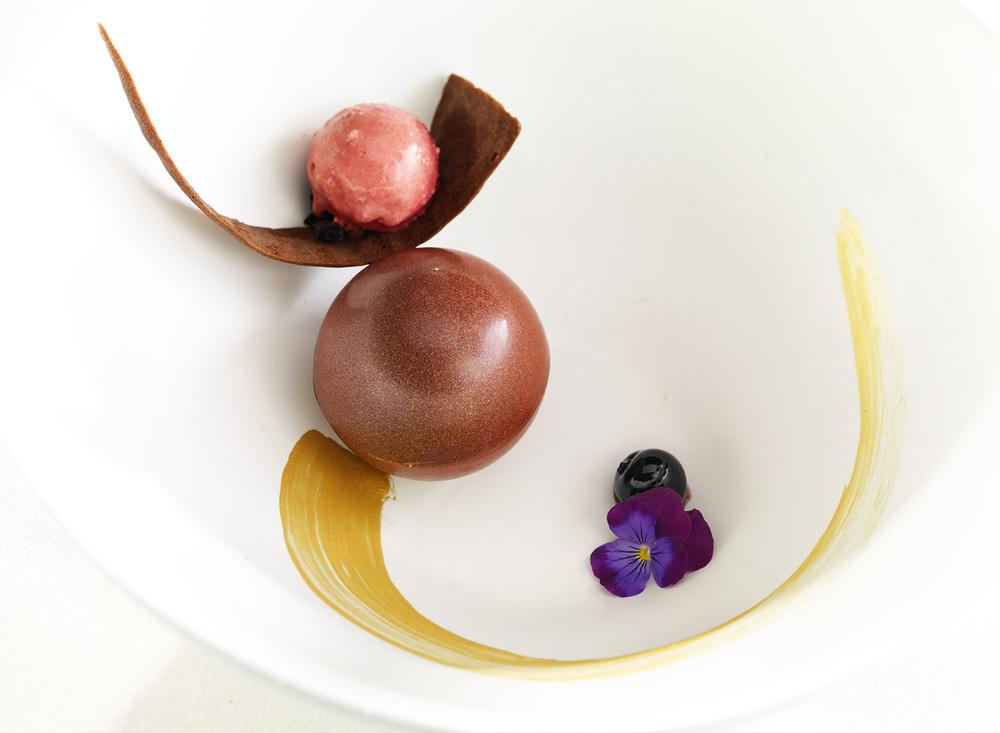 Chocolate Dessert