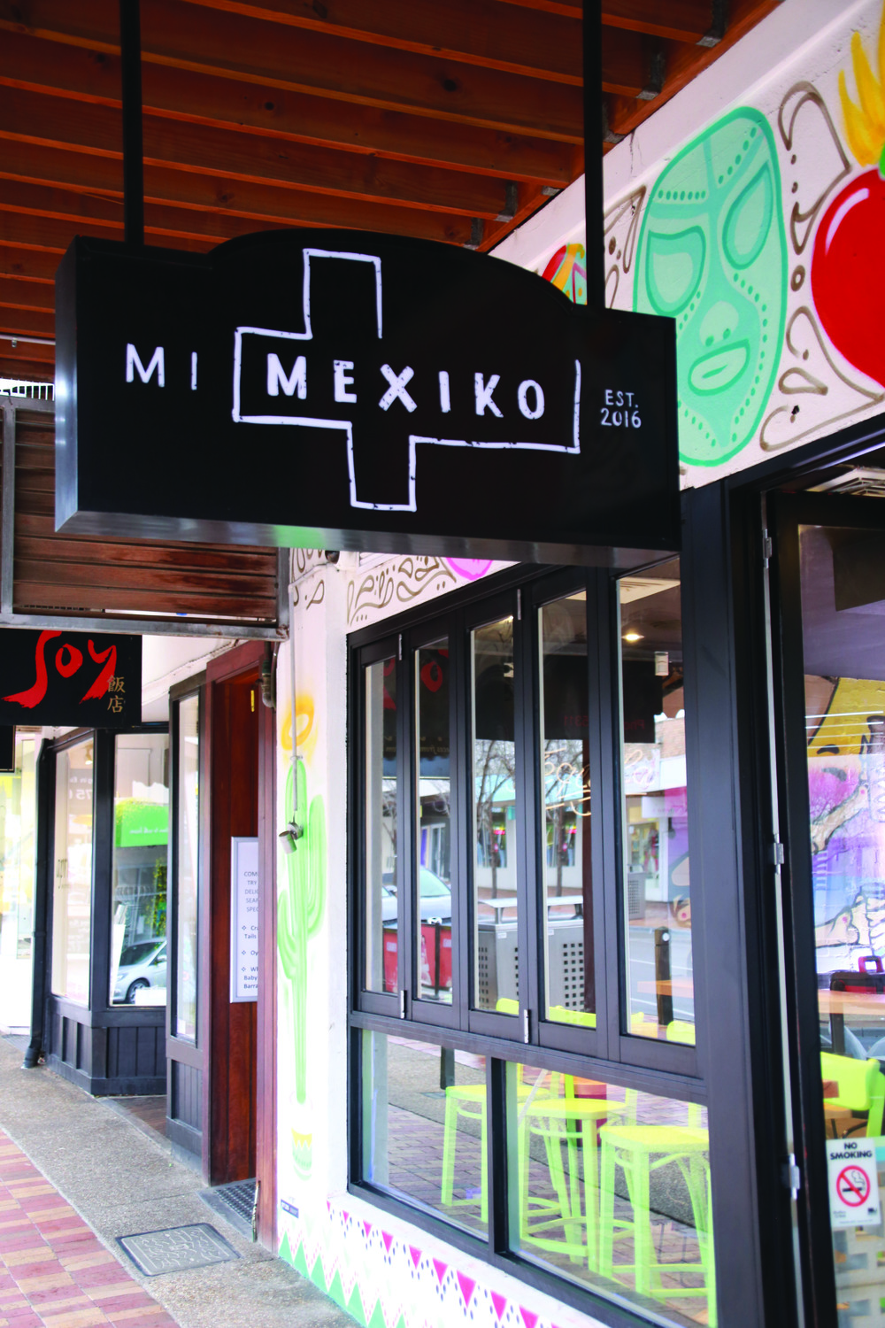 Authentic mexican street food is coming to mornington for Xi an food bar mt albert