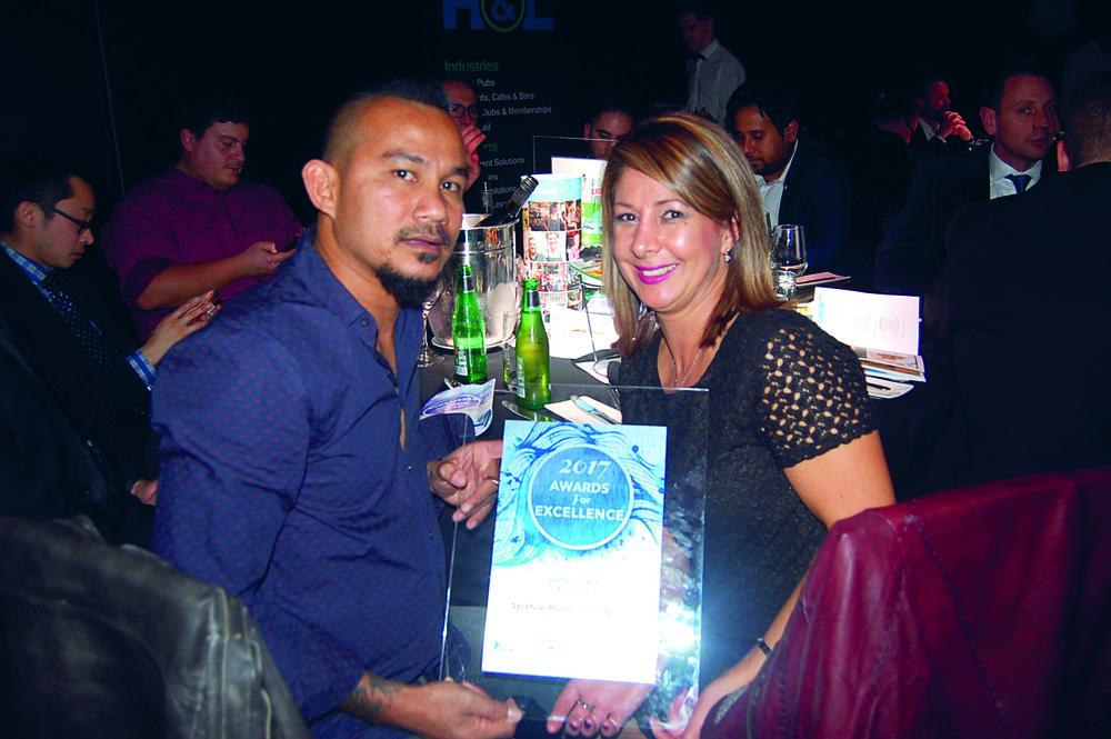 WINNER Spitfire Restaurant & Grill, Rosebud.JPG