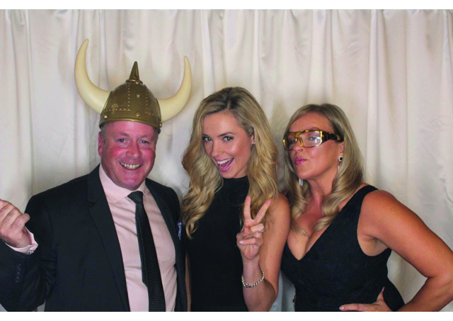 There was plenty of fun and frivolity at last year's Children of Ghana Charity Ball.