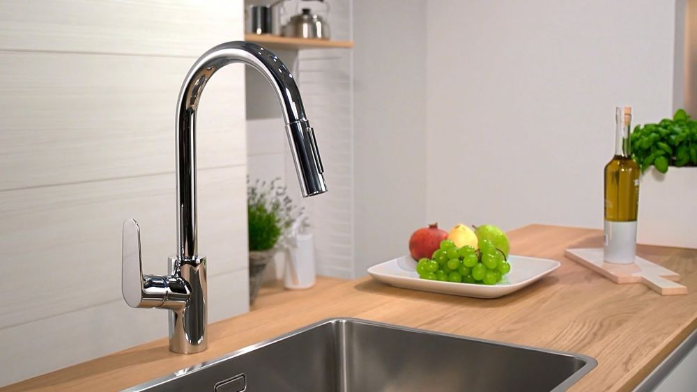 Hansgrohe German Tapware — German Kitchens Limited