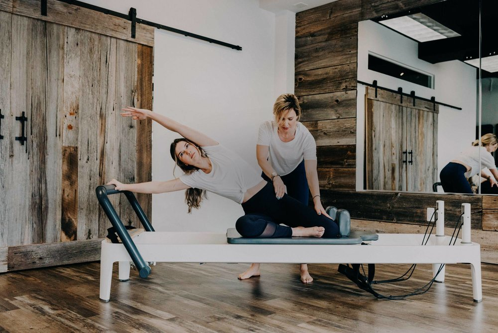 ITT Pilates Comprehensive Teacher Training -