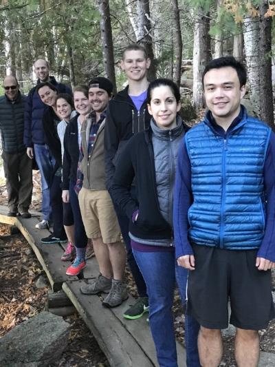 Arcadia hiking!