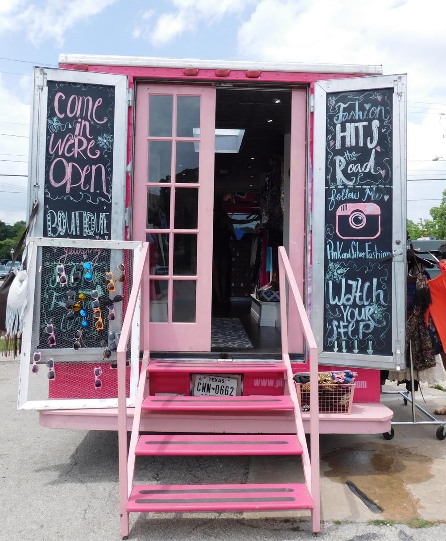 Fashion Boutique Truck