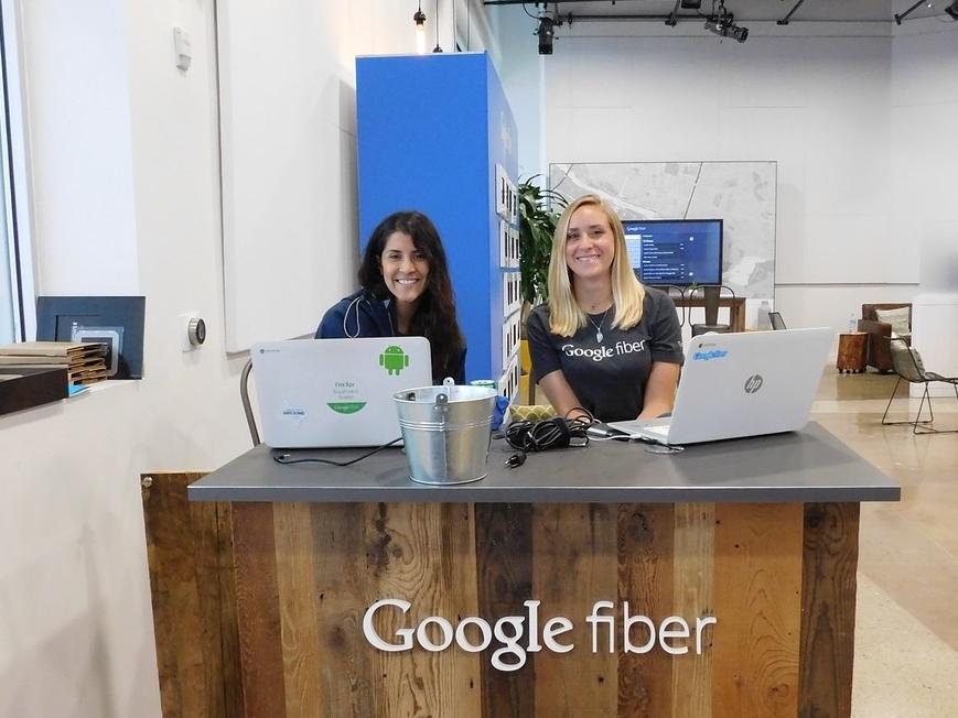 Google Fiber Ambassadors