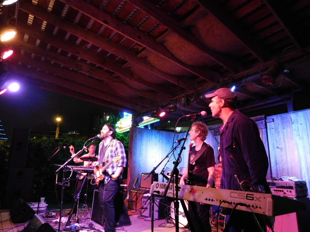Front Four At Threadgill's