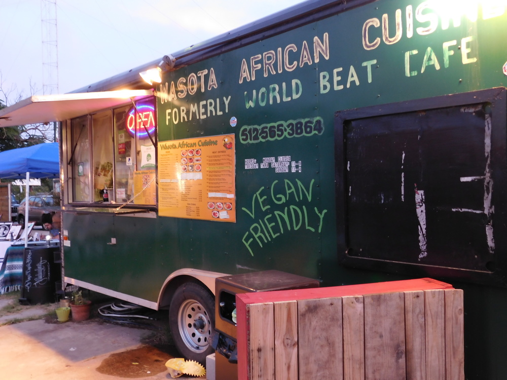 African Food Truck At Flea 4 All