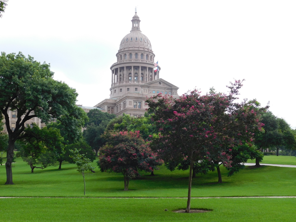 Texas Capitol Grounds