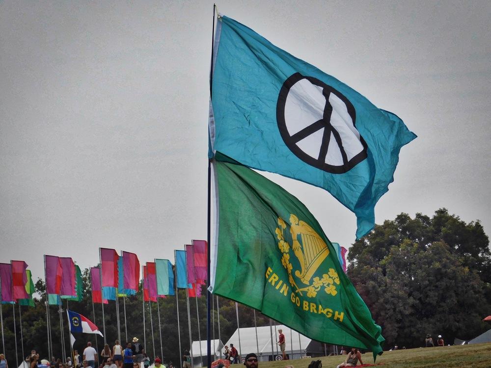 Erin Go Bragh! And peace too!