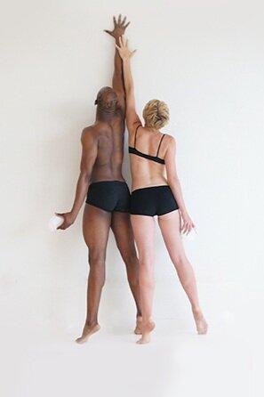 Dance Theatre duet, Lyra Butler-Denman