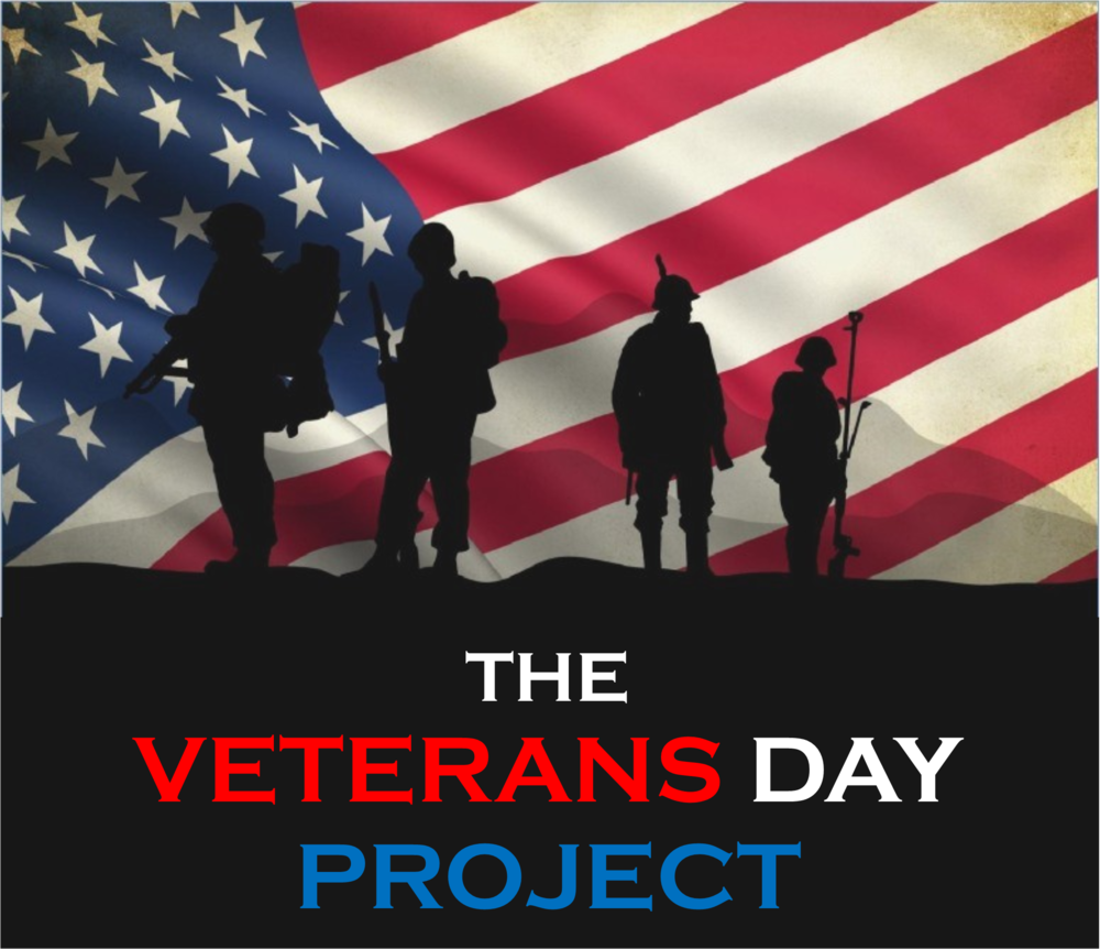 veterans day project shane beauford This veteran's day we're offering all military, veterans, and first responders $25 dollars off any of our adirondack chairs, porch swings, picnic tables or corn hole boards.