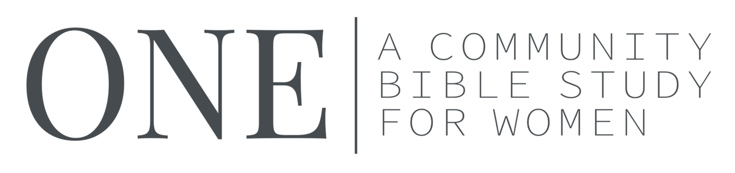 ONE: A Community Bible Study for Women