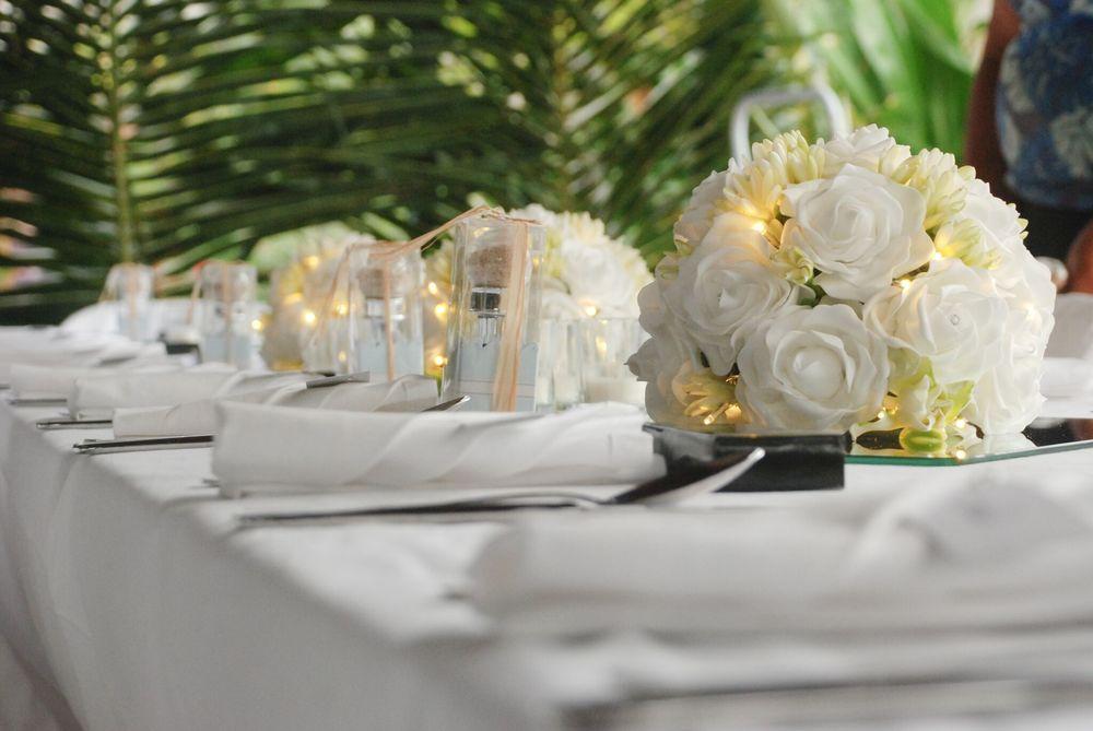 Receptions Muri Beach Resort
