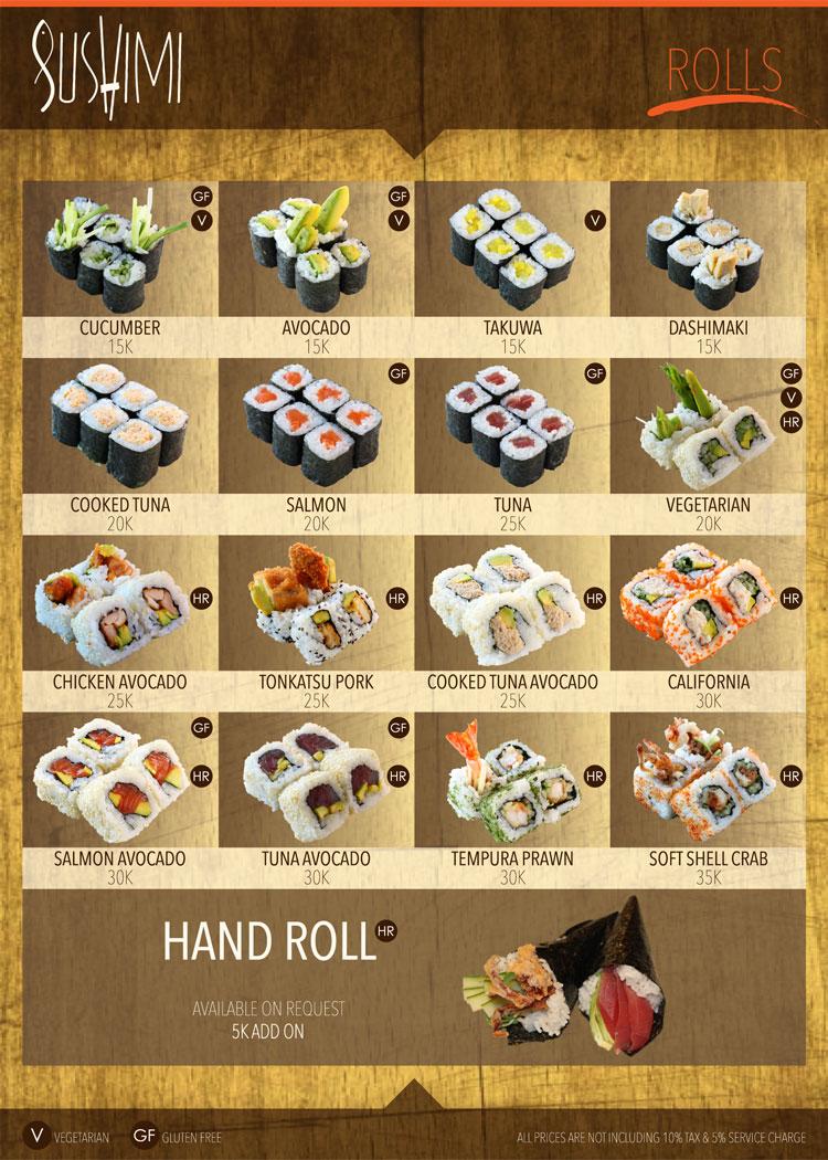 sushimi-rolls