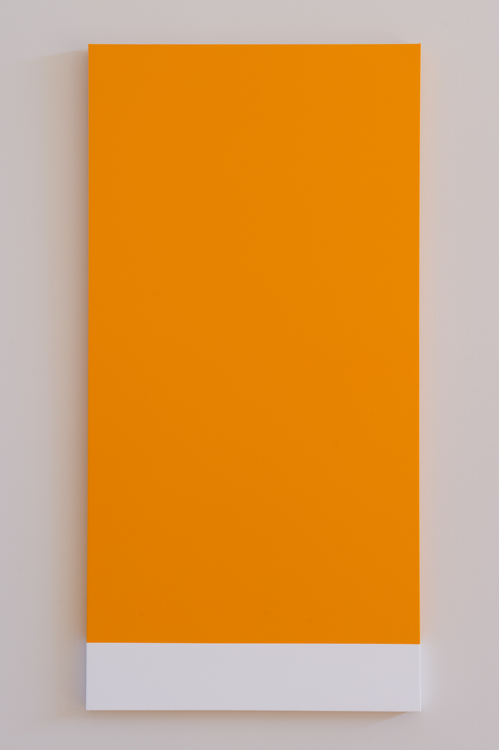 Orange Rectangle, 14-1159 (after Kelly)