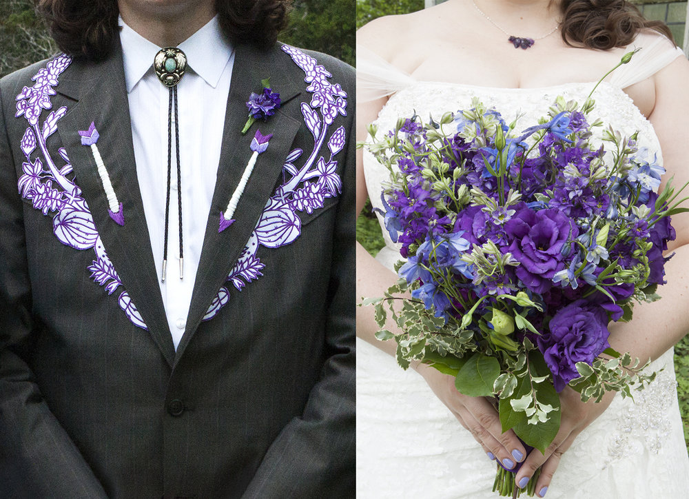 Sarah & Austin Wedding Post