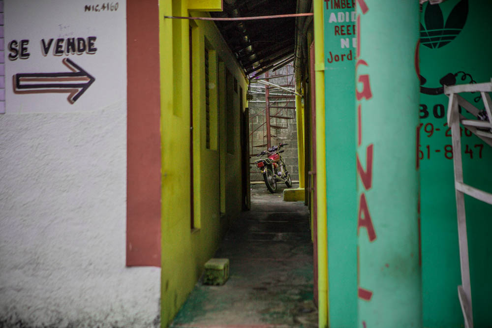 Dominican Republic Street by Atif Ateeq-2