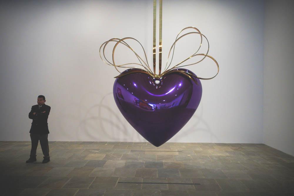 atif ateeq Jeff Koons Whitney Museum-3