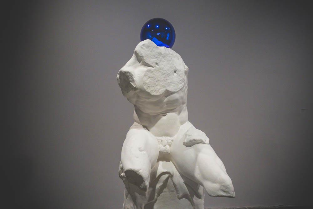 atif ateeq Jeff Koons Whitney Museum-2
