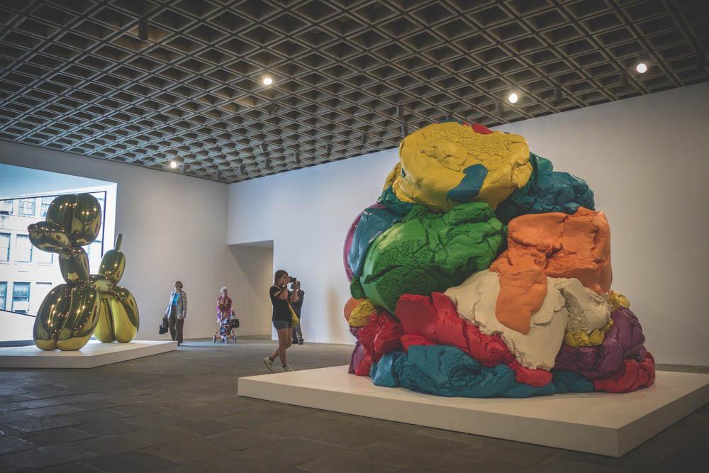 atif ateeq Jeff Koons Whitney Museum-5