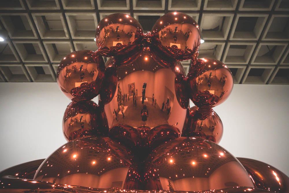 atif ateeq Jeff Koons Whitney Museum-9