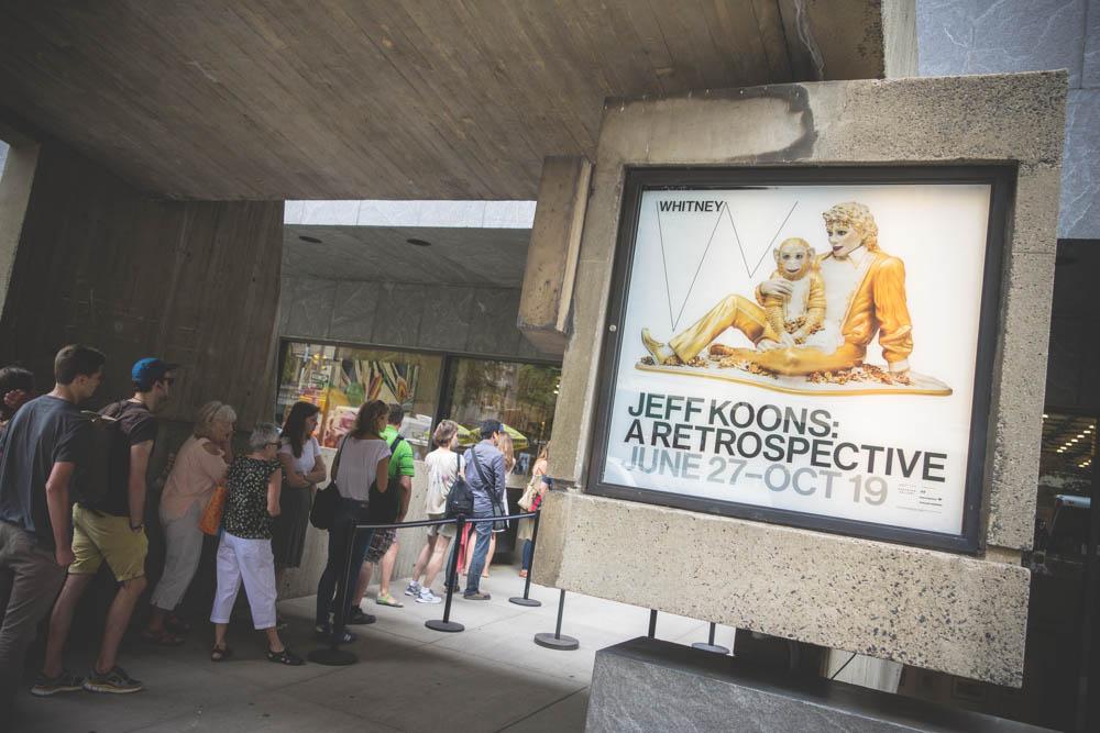 atif ateeq Jeff Koons Whitney Museum-1