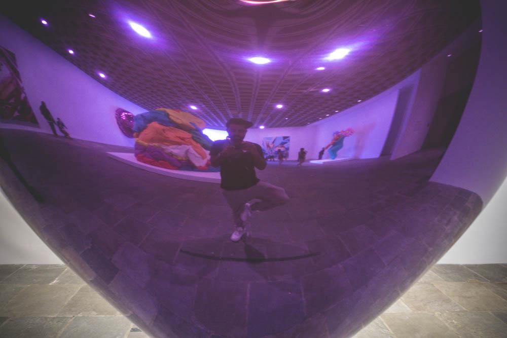 atif ateeq Jeff Koons Whitney Museum-4