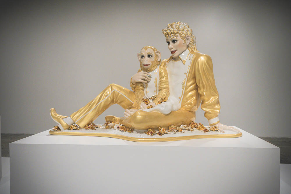 atif ateeq Jeff Koons Whitney Museum-11
