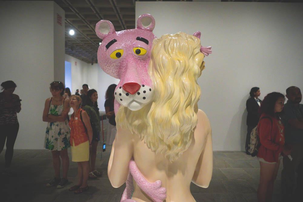 atif ateeq Jeff Koons Whitney Museum-13