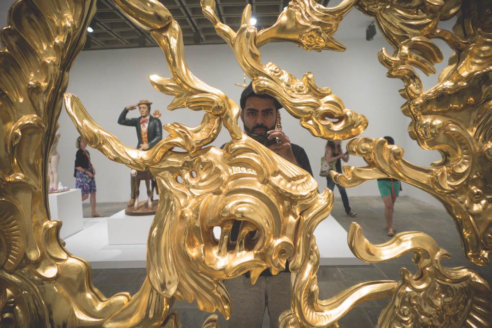 atif ateeq Jeff Koons Whitney Museum-14