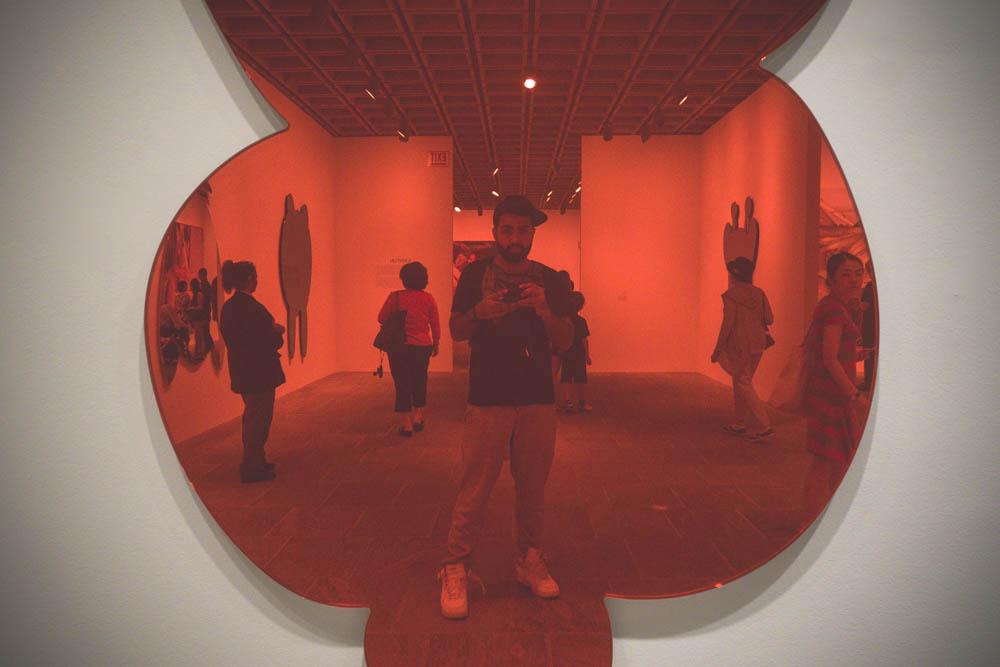 atif ateeq Jeff Koons Whitney Museum-17
