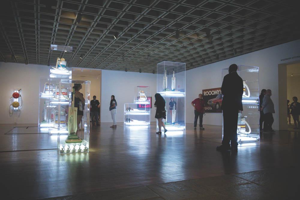 atif ateeq Jeff Koons Whitney Museum-24
