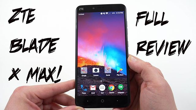 The @zteusa Blade X Max provides an excellent value, especially for children or as a secondary phone! Video link in bio! #zte #zteusa #zteblade #ztebladexmax #cricket #android #google #video #review #tech #youtube #youtuber #youtubers